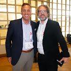 Simon Stauber TCS Club Schweiz und Glenn Oberholzer - Stimmt AG