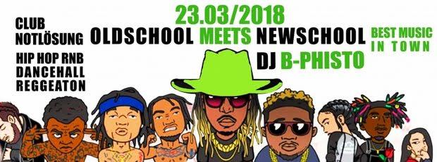 Oldschool meets Newschool