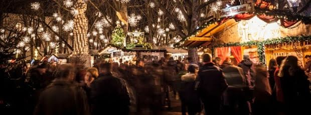 Die schönsten Weihnachtsmärkte der Schweiz