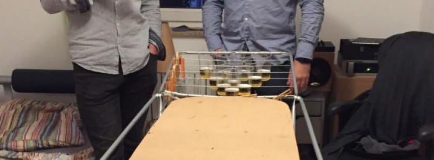 Tipps für das nächste Bier-Pong-Turnier