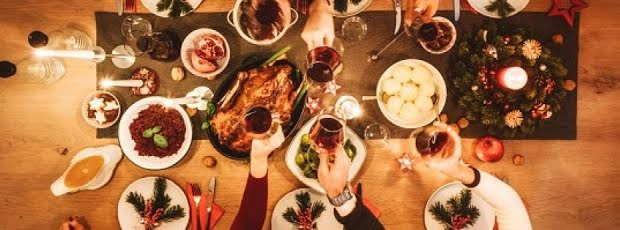 Friendsgiving mit den Liebsten