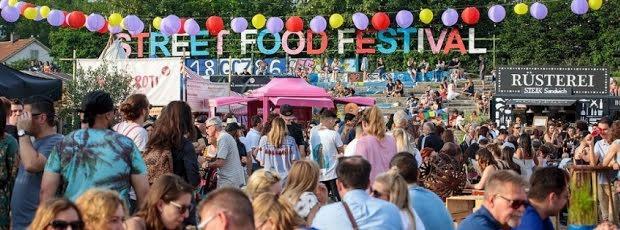 Das Zürcher Street Food Festival ist zurück!