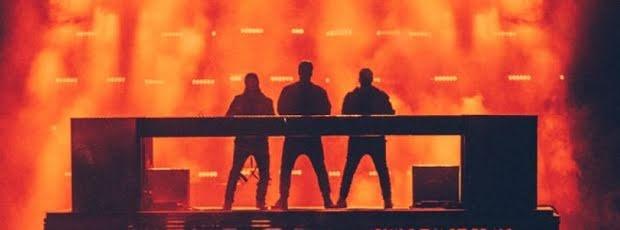 Swedish House Mafia zum ersten Mal in der Schweiz!
