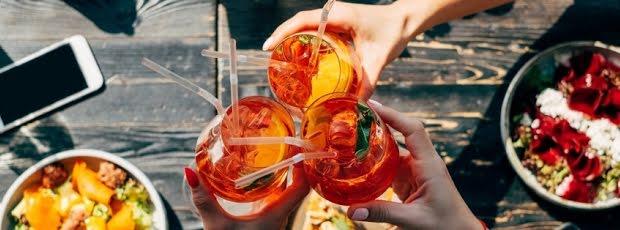 Unsere Lieblings Drinks für den Sommer
