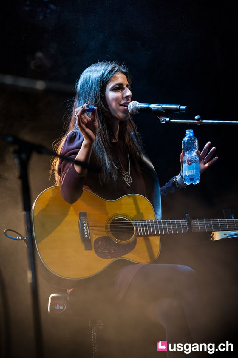 Zermatt Unplugged - Brooke Fraser @ Vernissage, 20.04.2012