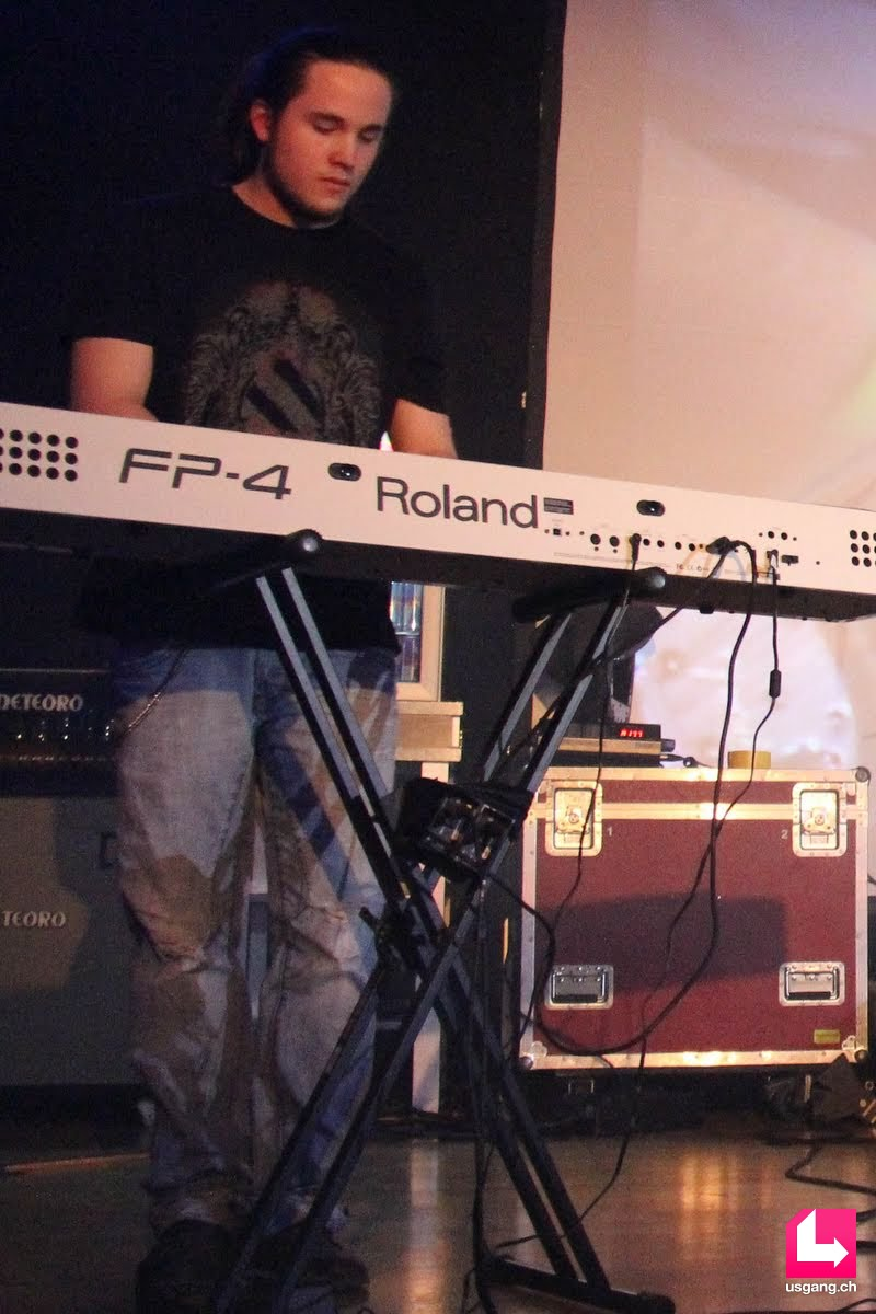 Bandcontest Firewire 2012 - Timber Driven Space Bear @ Mehrzweckhalle