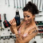 Miss Zürich - Fotoshooting