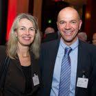 Monique Bourquin (Vorstandsmitglied der GfM, Unilever Schweiz GmbH) & Patrick Camele (CEO, SV (Schweiz) AG, Memphispark)