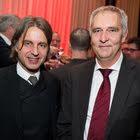 Frank Bodin (Chairman & CEO, Havas Worldwide Switzerland) & Dr. Peter Felser (Verwaltungsrat, Spillmann/Felser/Leo Burnett AG)