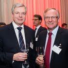 Geri Aebi (Stiftungsrat GfM, Wirz Gruppe) & Andreas Meier (CEO, metzgerlehner worldwide parnters AG)