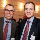 Peter Meyer (Vorstandsmitglied der GfM, GfK Switzerland AG) & Dr. Jan Remmert (Leiter Marketing Post Mail, Die Schweizerische Post, PostMail)