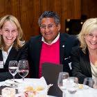 Beatrix Morath (Managing Partner, Roland Berger Strategy Consultants) & Philip L. Kramer (Geschäftsführer, Excellence Foundation Zürich for Economic and Social Research) & Cornelia Harder (CEO, Draftfcb/Lowe Group)