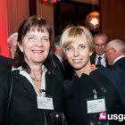 Dr. Irene Kaufmann-Brändli (Stiftungsrat GfM, Coop Genossenschaft) & Susanne Grether (Stiftungsrat GfM, Doetsch Grether AG)