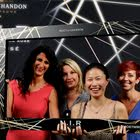 Moet & Chandon N.I.R Nectar Imperial Rosé Launch - Photowall & impressions