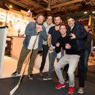 Seigi Sterkoudis, DJ Muri, Goek Guersoy, Alex Gavric, Fredyflex Eigenheer
