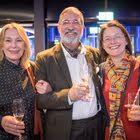 v.l.Madeleine Uldry, Serigraphie AG - Bruno Niederberger - Sandra Nielsen, APG/SGA