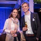 Benita Spengler, SOCAR Energy Switzerland GmbH - Jakob de Ruijter, Sappi Sales Schweiz AG