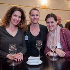 Simone Schulz, Goldbach Media (Switzerland AG) - Anna Siroka, The Dolder Resort - Laura Amanzi, Park Hyatt Zurich