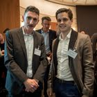 Roland Ehrler, Direktor SWA - Nicolas Dietrich, Martec Handels AG