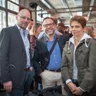 Stefan Wyer, Dr. Schenker Kommunikation AG - Erich Rava - Gabi Buchwalder, Migros Genossenschafts Bund