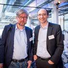 Walter Stüdeli, Köhler, Stüdeli & Partner GmbH - Roberto Colonello, economiesuisse