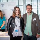 Kira Hussinger, business campaigning GmbH - Roy Franke, Evernote GmbH