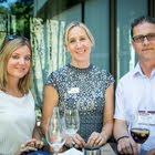 Nathalie Schmied, St. Galler Kantonalbank - Andrea Götte, ESB Marketing Netzwerk - Christoph Matzner, dachom.ch