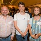 Martin Zimper, Michael Schwendinger & Alun Meyerhans, Zürcher Hochschule der Kunst