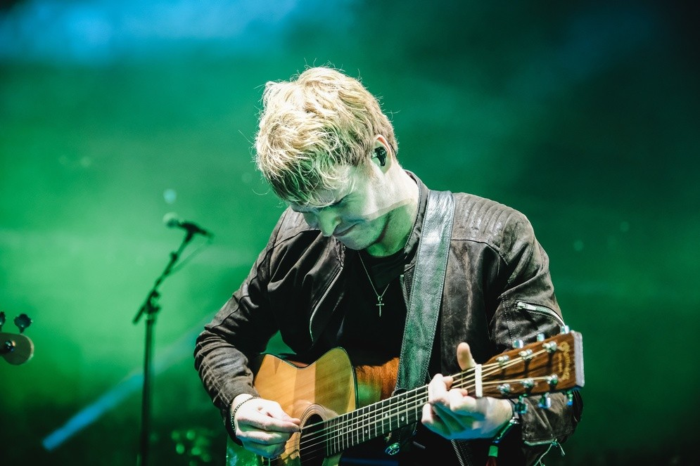 Kodaline am Energy Air 2017.