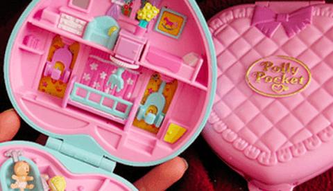 polly pocket der spielzeug hit aus den 90ern kommt zur ck. Black Bedroom Furniture Sets. Home Design Ideas