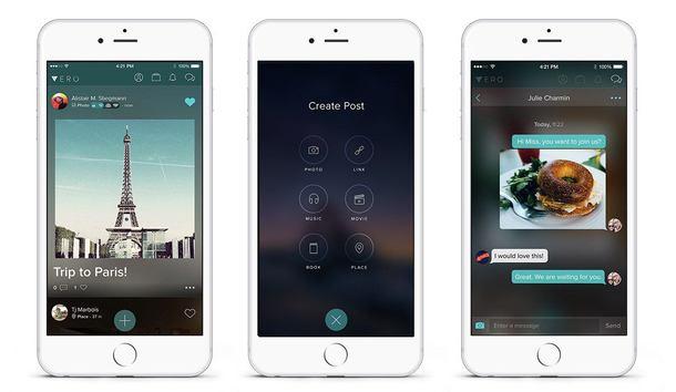 App der Stunde: Ist Vero das neue Instagram?