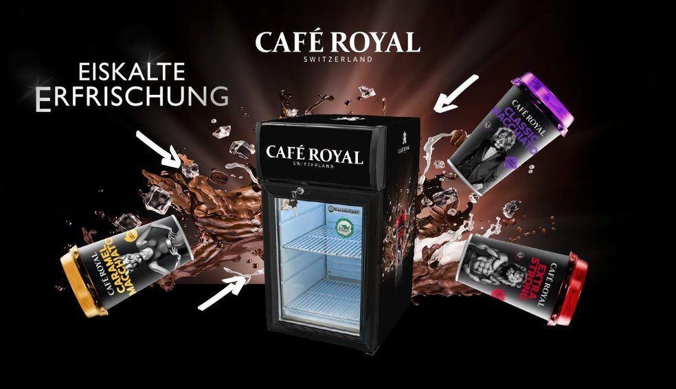 Guinness Mini Kühlschrank : Erfrische dich und gewinne einen mini fridge von café royal