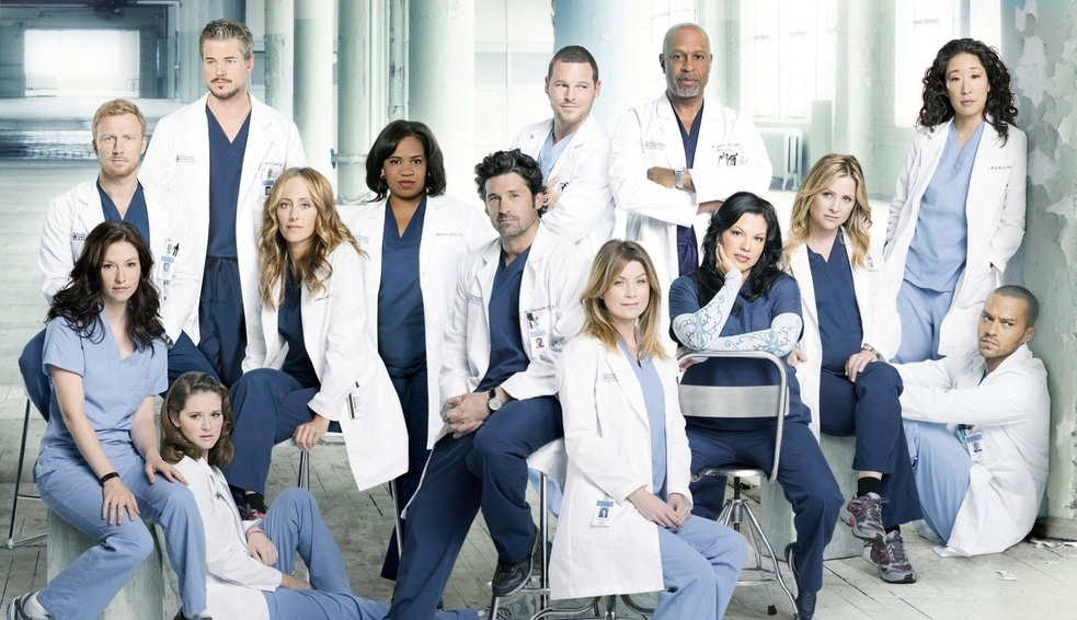 GreyS Anatomy Staffel 13 Start