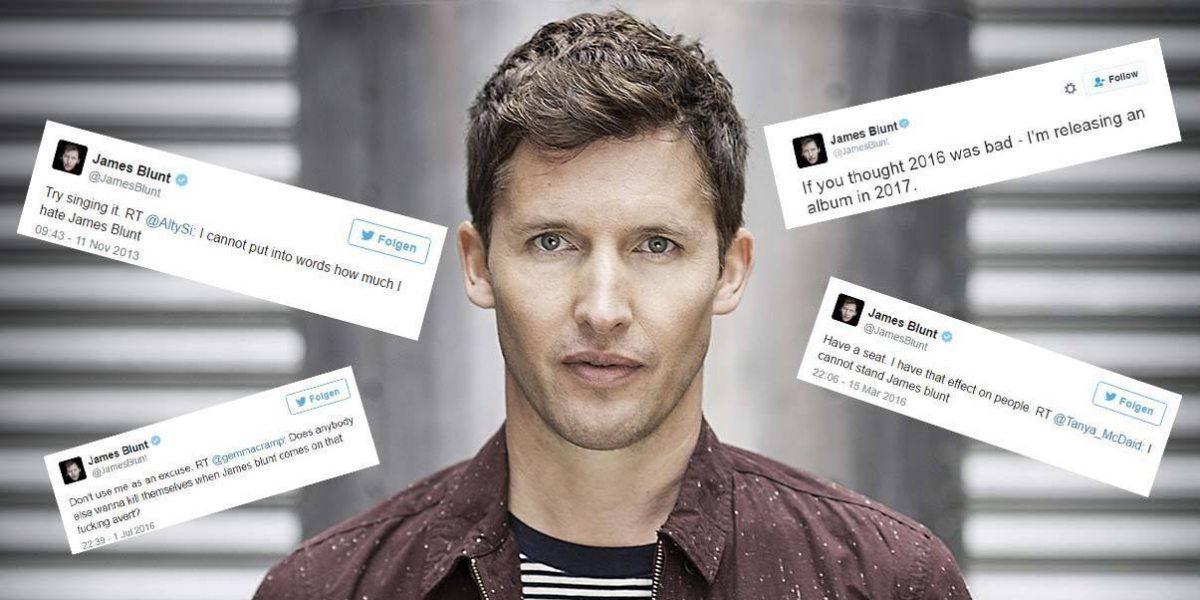 Ist James blunt Homosexuell