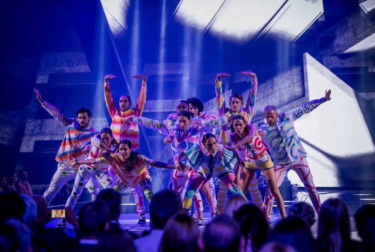 Street Dancer eröffnen die Energy Fashion Night 2017