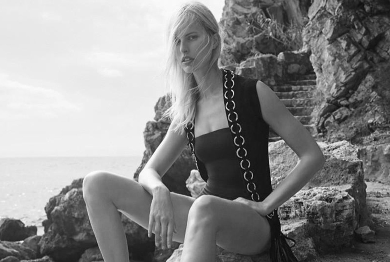 Karolina Kurkova kehrt zurück an die Energy Fashion Night
