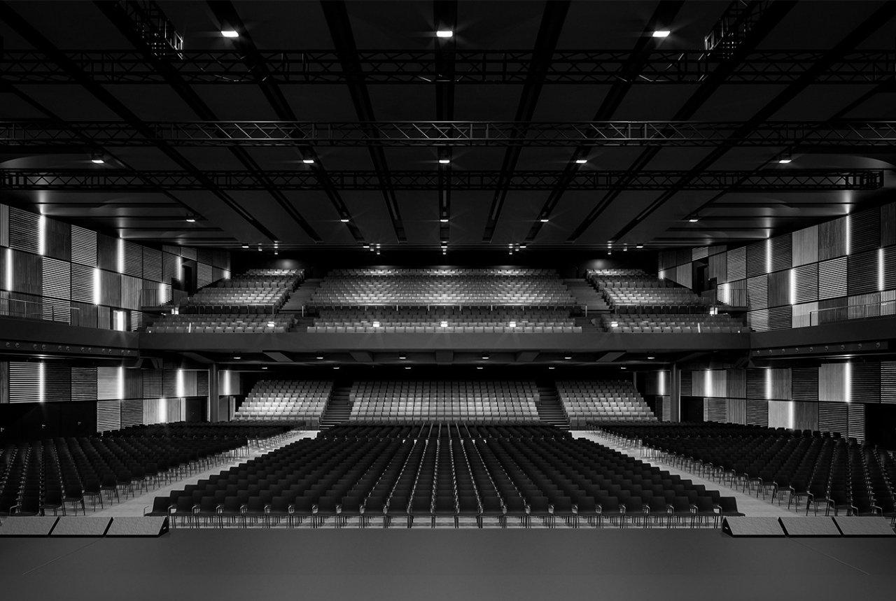 Ein neues Zuhause für die Energy Fashion Night: Die Samsung Hall in Zürich