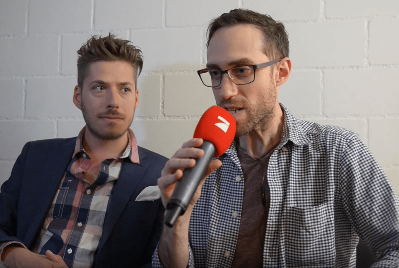 Beardy Man im Interview