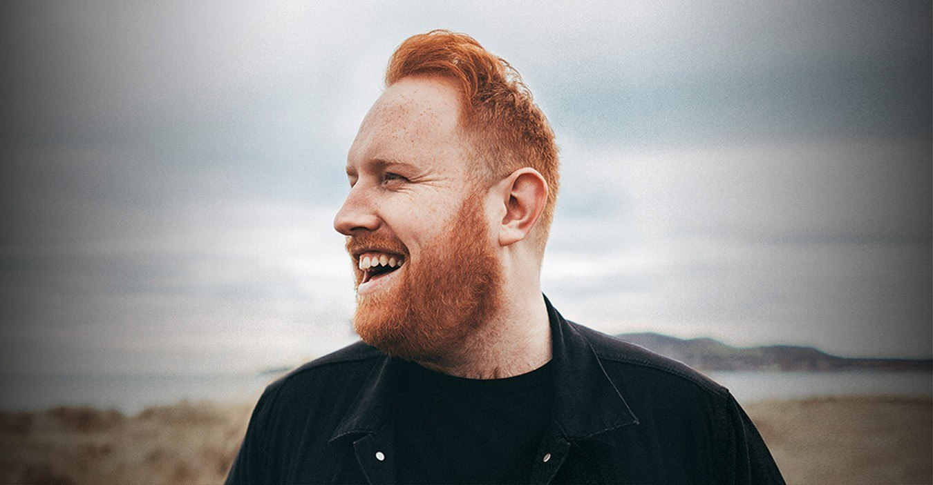 Energy Live Session mit Gavin James