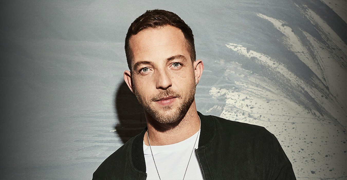 Energy Live Session mit James Morrison