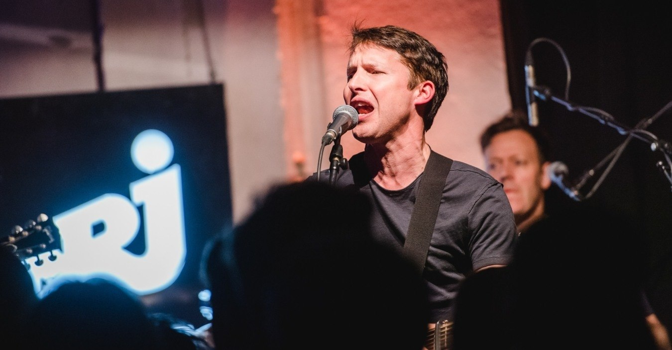 Energy Live Session mit James Blunt