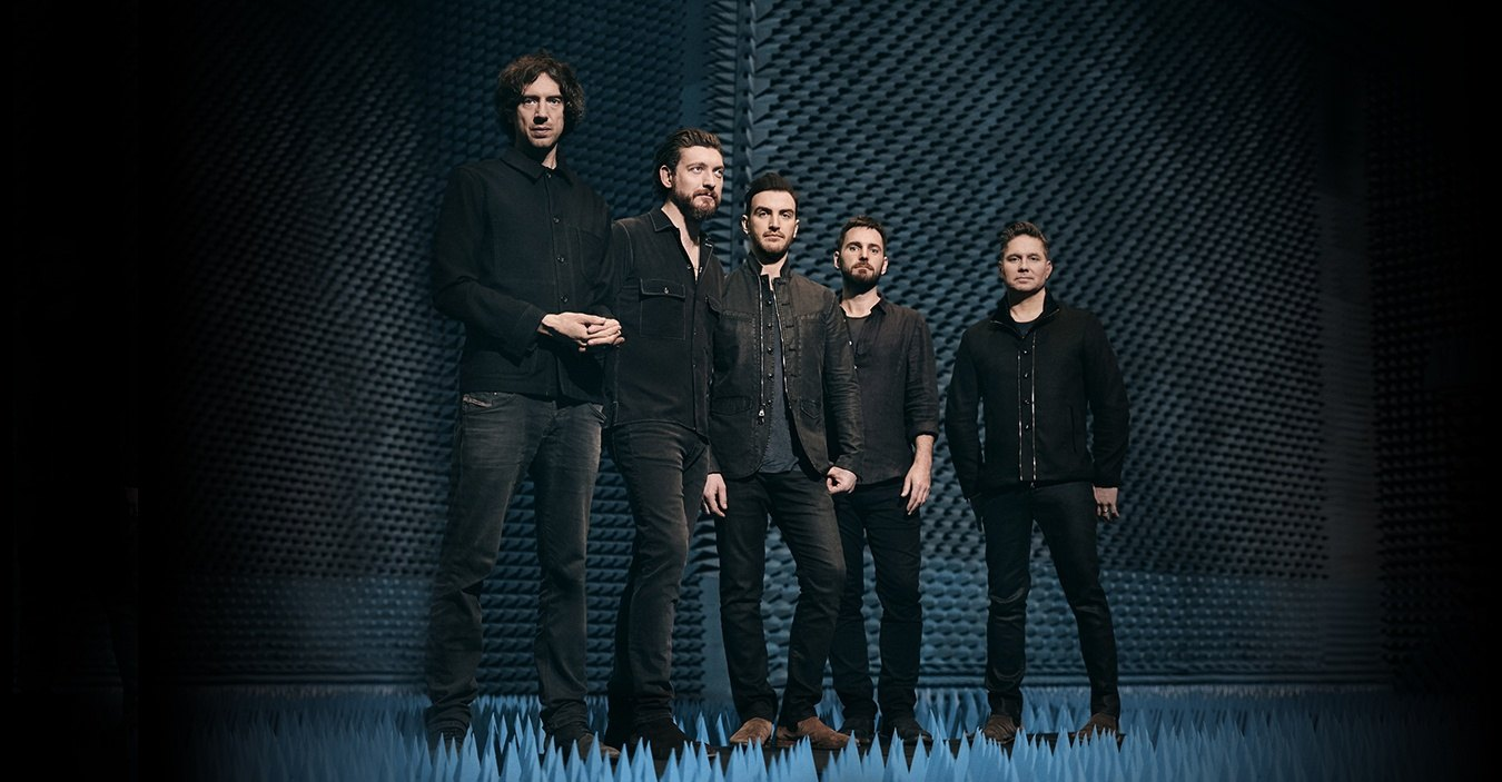 Energy Live Session mit Snow Patrol