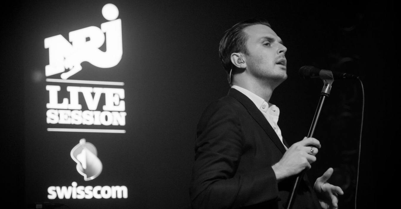 Energy Live Session mit Hurts