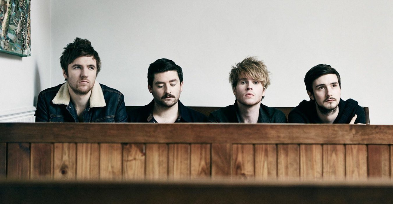 Energy Live Session mit Kodaline
