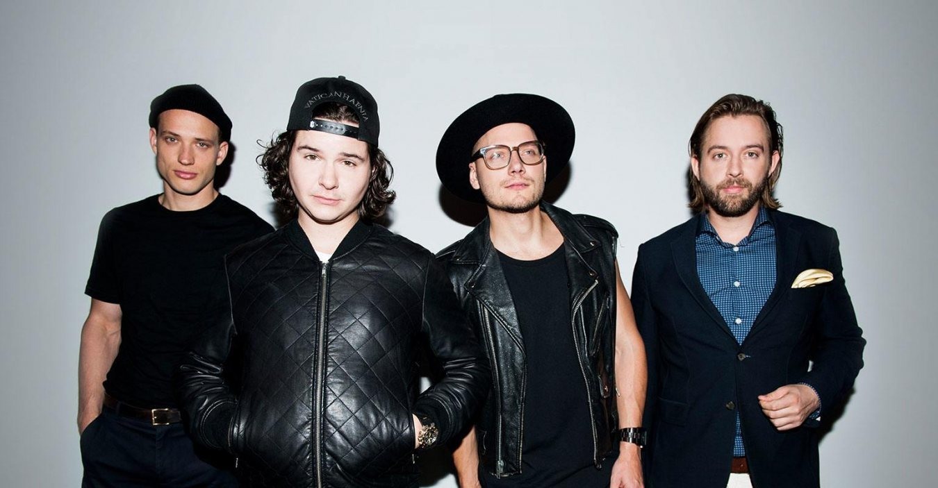 Energy Live Session mit Lukas Graham