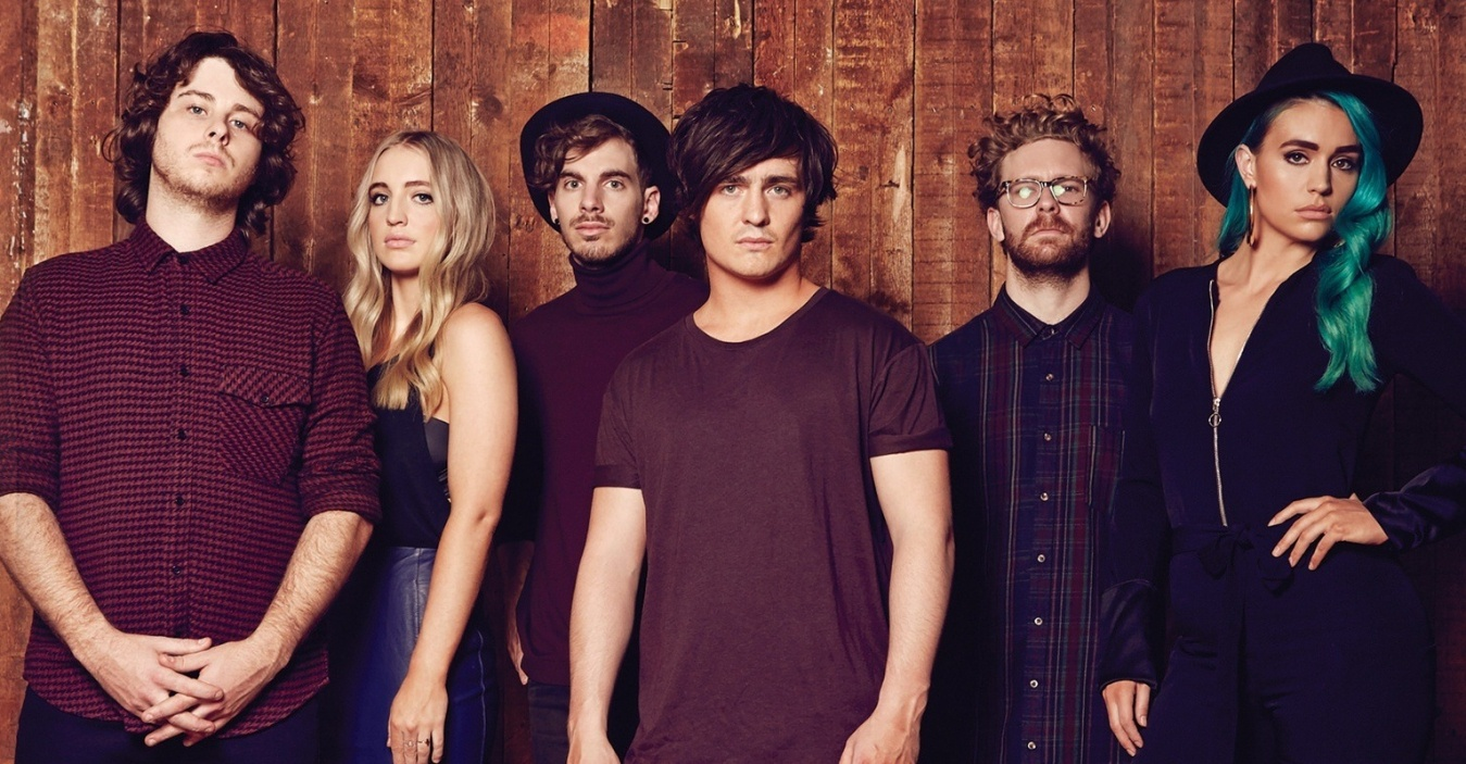 Energy Live Session mit Sheppard