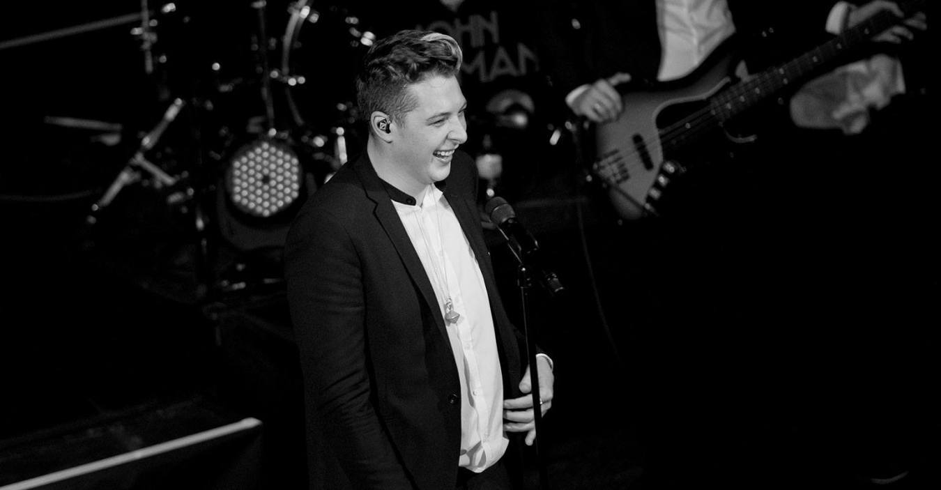 Energy Live Session mit John Newman