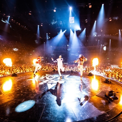 Energy Star Night 2018: Tausende Fans feiern das Live-Musikspektakel.