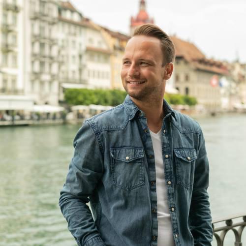 Ab dem 16. August weckt Maik Wisler auf Energy Luzern die Zentralschweiz.
