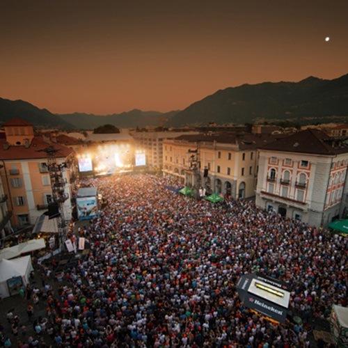 Energy Gruppe übernimmt das Management des Moon and Stars Festival Locarno.